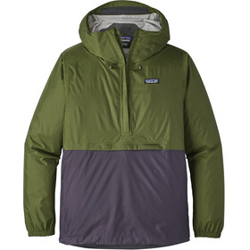 Patagonia M's Torrentshell Pullover Sprouted Green